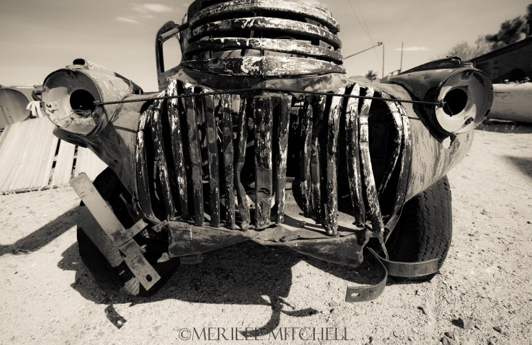 Bent Grill. Copyright Merilee Mitchell