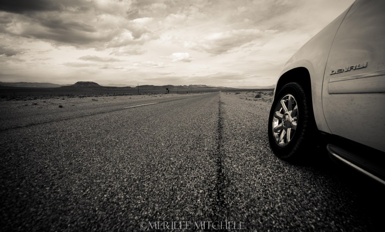 Open Road. Copyright Merilee Mitchell-2