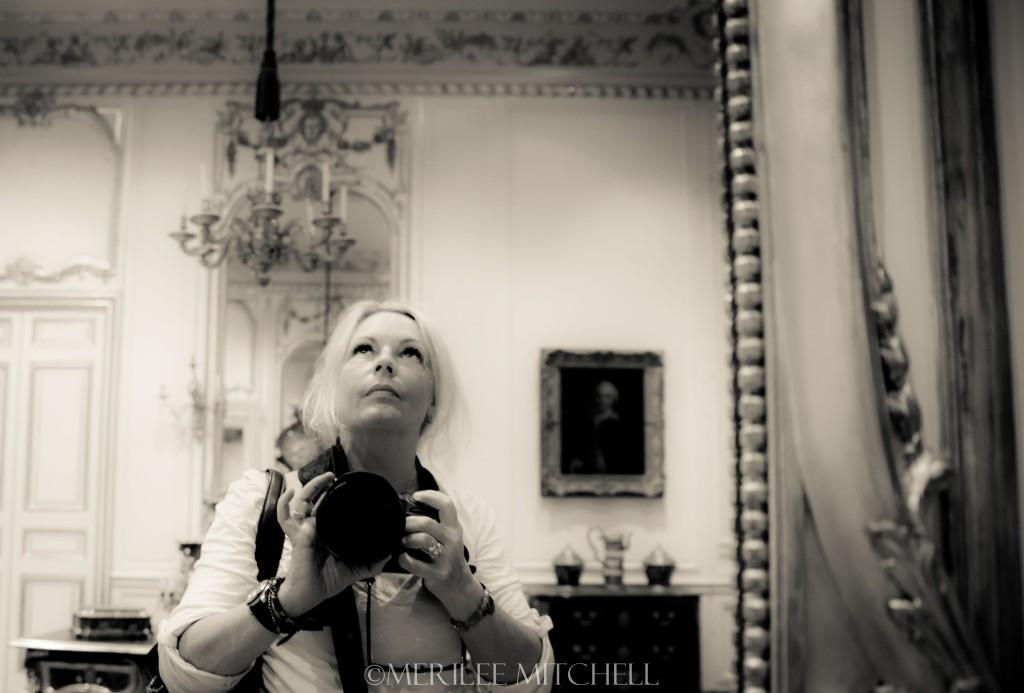 Rococo. Copyright Merilee Mitchell