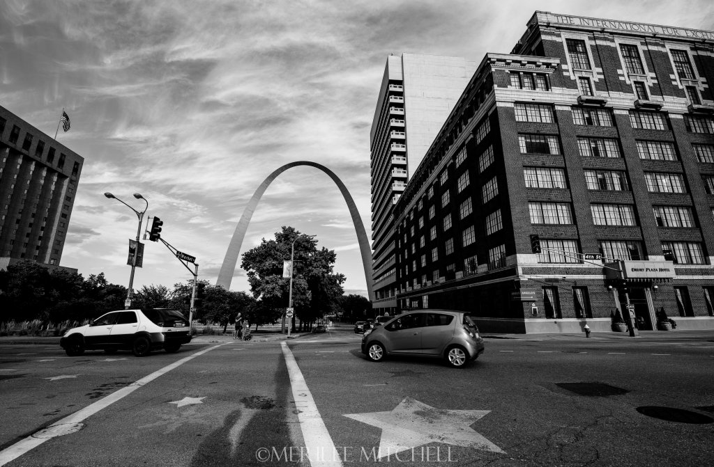 The Arch. Copyright Merilee Mitchell