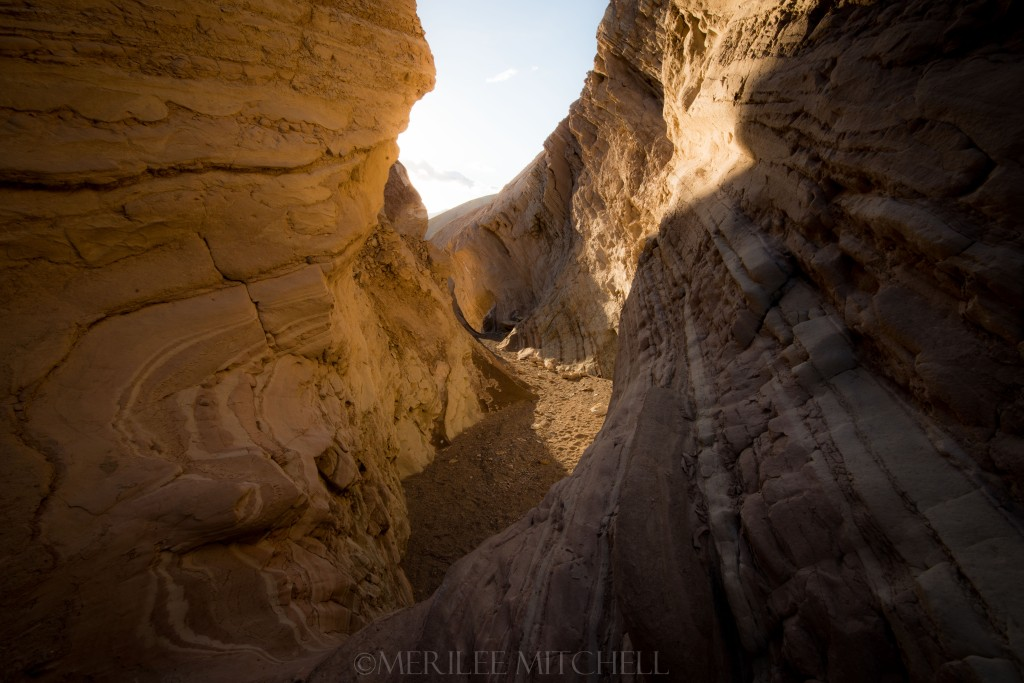Little Canyon. Copyright Merilee Mitchell-2