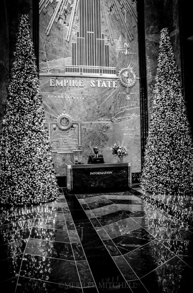 Empire State. Copyright Merilee Mitchell