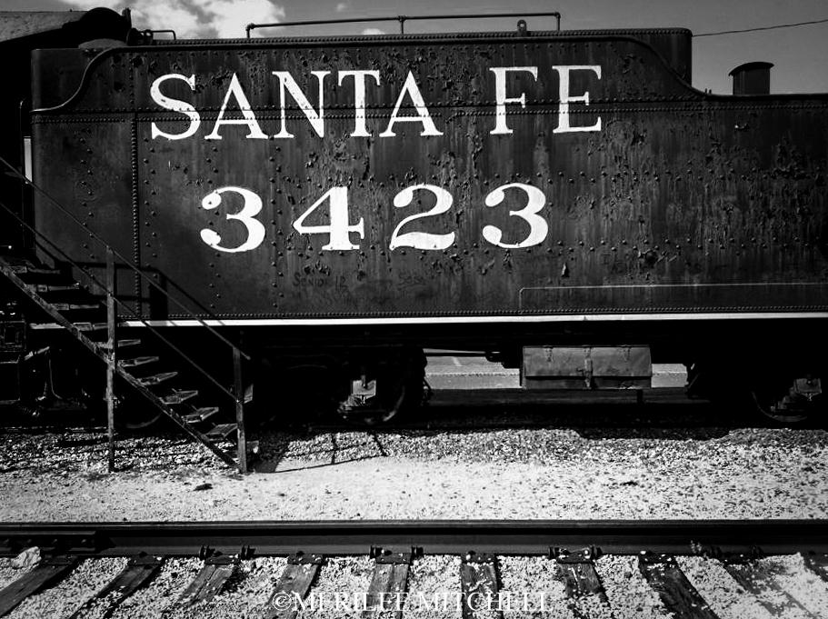 Santa Fe. Copyright Merilee Mitchell