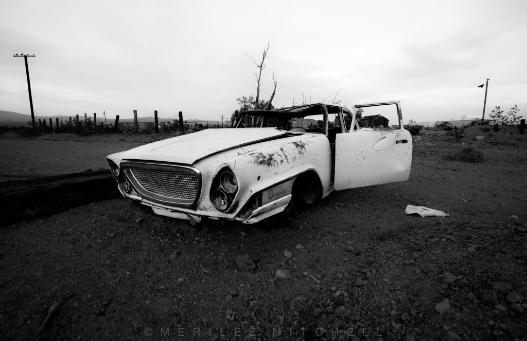 Chrysler. Copyright Merilee Mitchell-3
