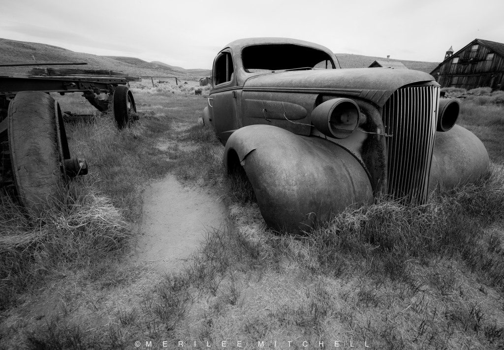 The Bodie Car. Copyright Merilee Mitchell-3