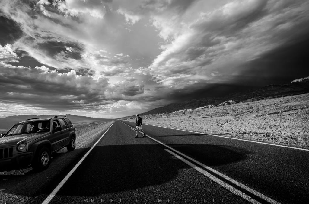 The Storm DV. Copyright Merilee Mitchell