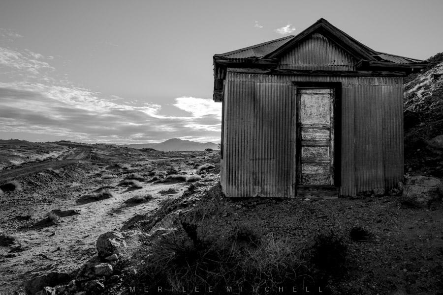 Little Buildingl. Copyright Merilee Mitchell
