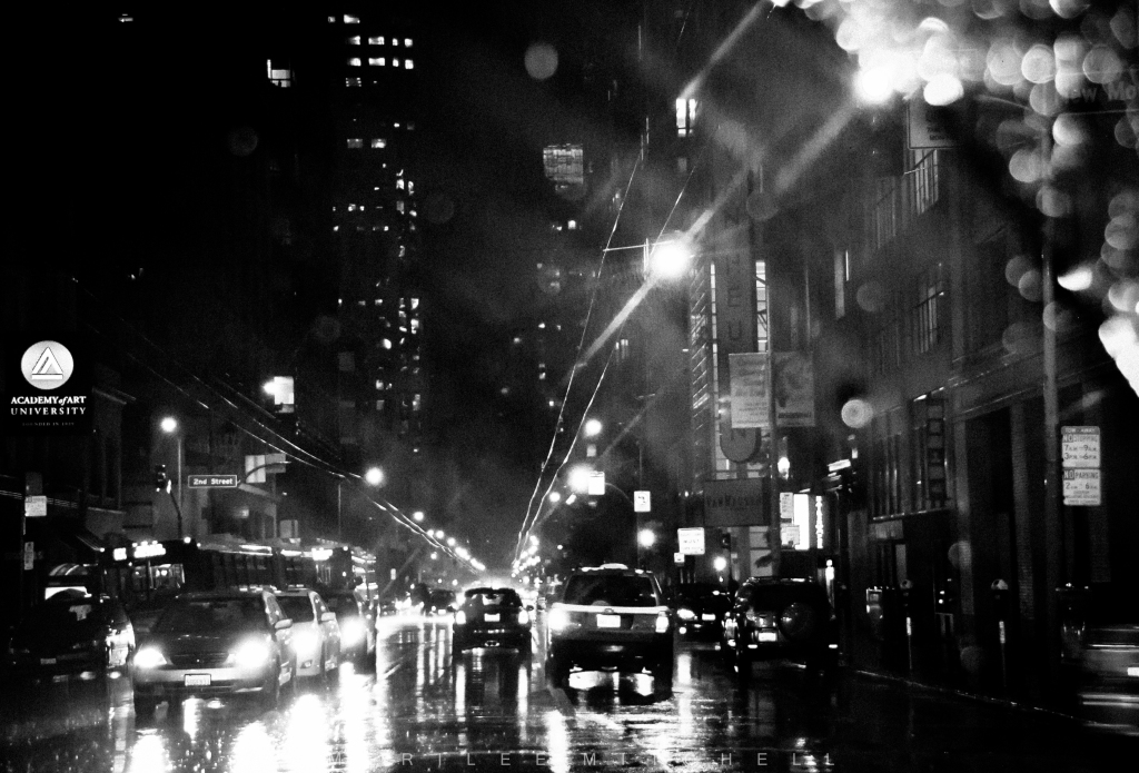 san-francisco-rain-copyright-merilee-mitchell